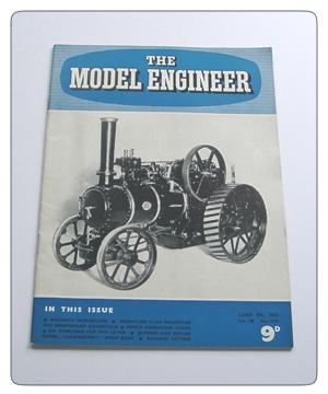 Model Engineer Vol 108 #2715 June 4th 1953