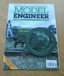 Model Engineer Vol 164 #3874 1st June 1990