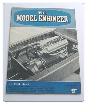 Model Engineer Vol 108 #2718 June 25th 1953