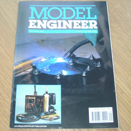 Model Engineer Vol 162 #3849 19th May 1989