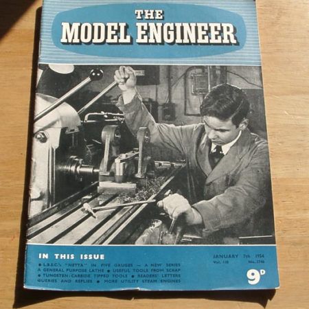 Model Engineer Vol 110 #2746 January 7th 1954