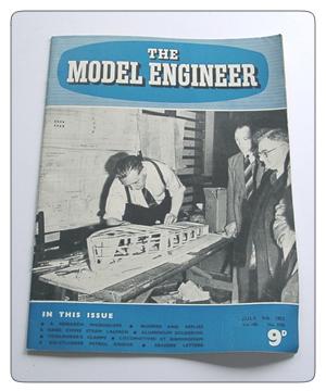 Model Engineer Vol 108 #2720 July 9th 1953