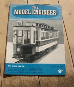 Model Engineer Vol 110 #2749 January 28th 1954