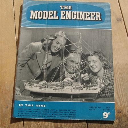 Model Engineer Vol 110 #2754 March 4th 1954