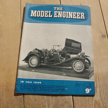 Model Engineer Vol 110 #2755 March 11th 1954