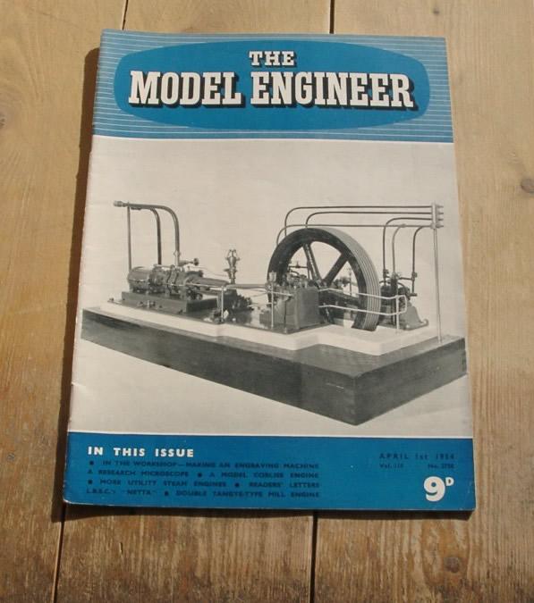 Model Engineer Vol 110 #2758 April 1st 1954