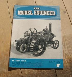 Model Engineer Vol 110 #2759 April 8th 1954