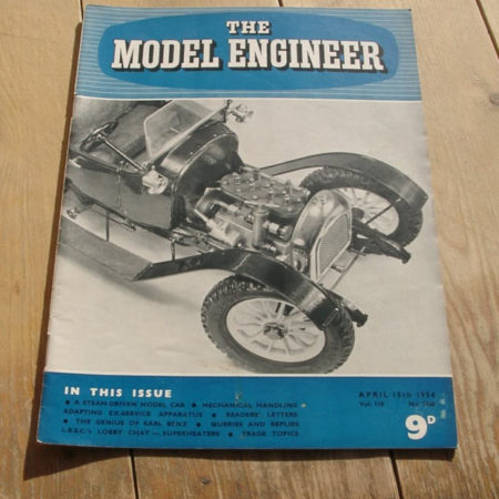 Model Engineer Vol 110 #2760 April 15th 1954