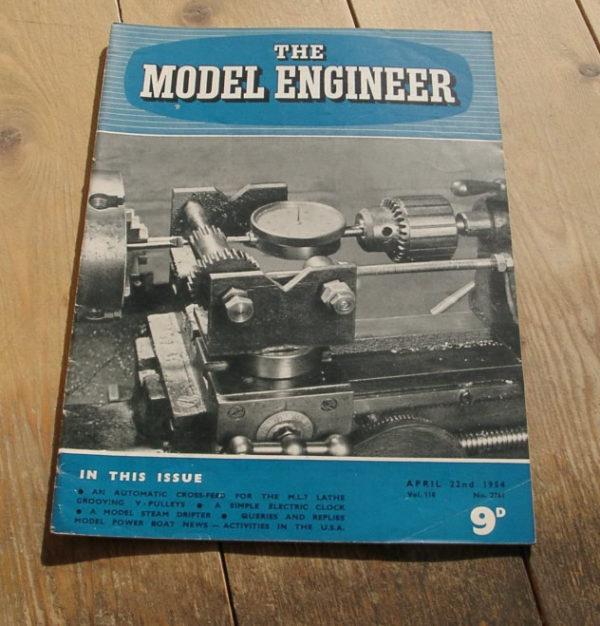 Model Engineer Vol 110 #2761 April 22nd 1954