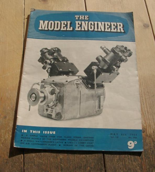 Model Engineer Vol 110 #2763 May 6th 1954