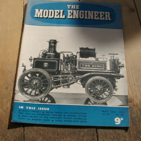 Model Engineer Vol 110 #2764 May 13th 1954