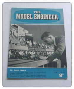 Model Engineer Vol 108 #2695 January 15th 1953