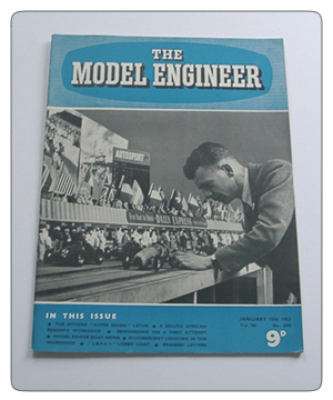 Model Engineer Vol 108 #2695 January 15th 1953