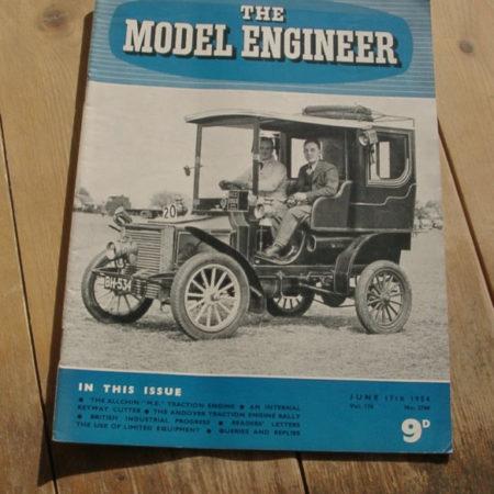 Model Engineer Vol 110 #2769 June 17th 1954