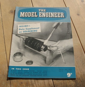 Model Engineer Vol 111 #2772 July 8th 1954