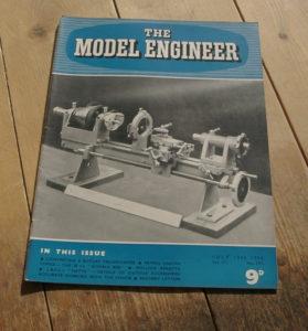 Model Engineer Vol 111 #2773 July 15th 1954