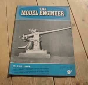 Model Engineer Vol 111 #2776 August 5th 1954