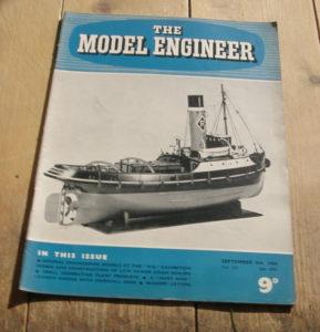 Model Engineer Vol 111 #2781 September 9th 1954