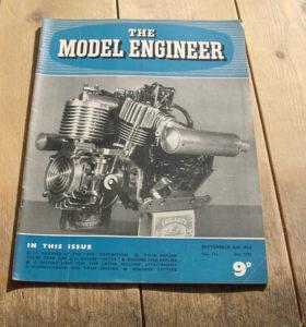 Model Engineer Vol 111 #2782 September 16th 1954