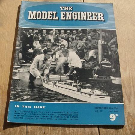 Model Engineer Vol 111 #2784 September 30th 1954