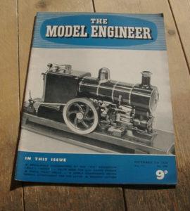 Model Engineer Vol 111 #2785 October 7th 1954