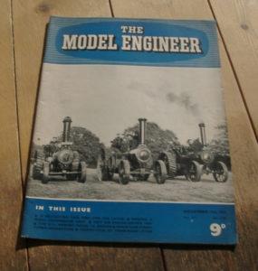 Model Engineer Vol 111 #2790 November 11th 1954