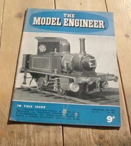 Model Engineer Vol 111 #2793 December 2nd 1954