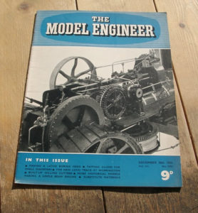 Model Engineer Vol 111 #2797 December 30th 1954