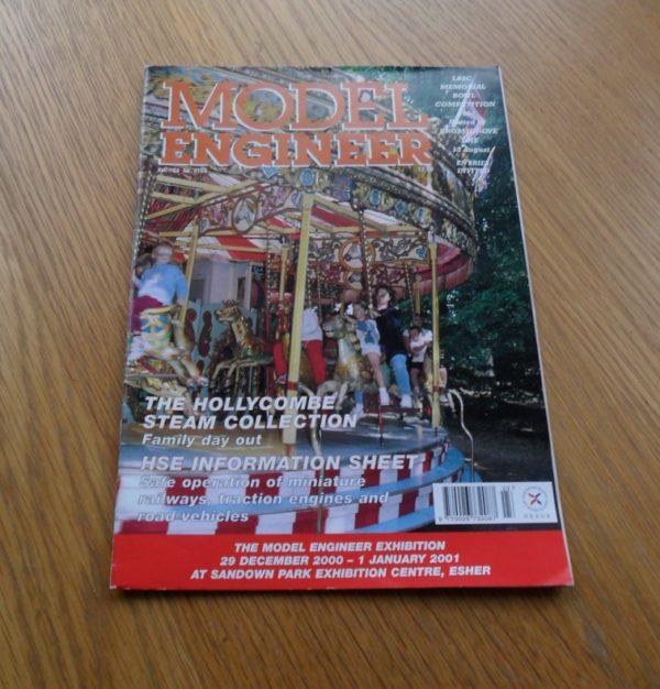 Model Engineer Vol 184 #4123 June 30th 2000