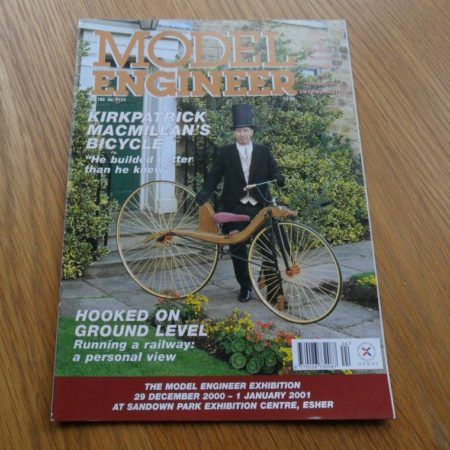 Model Engineer Vol 185 #4124 July 14th 2000