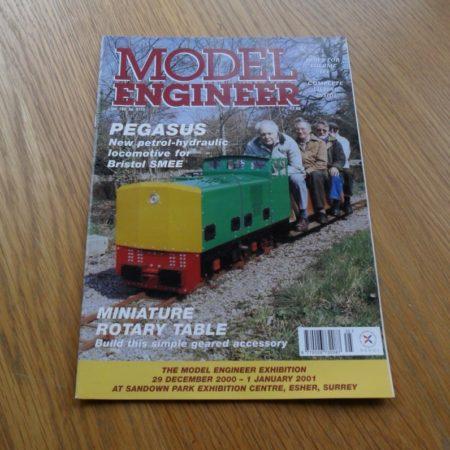 Model Engineer Vol 185 #4125 July 28th 2000