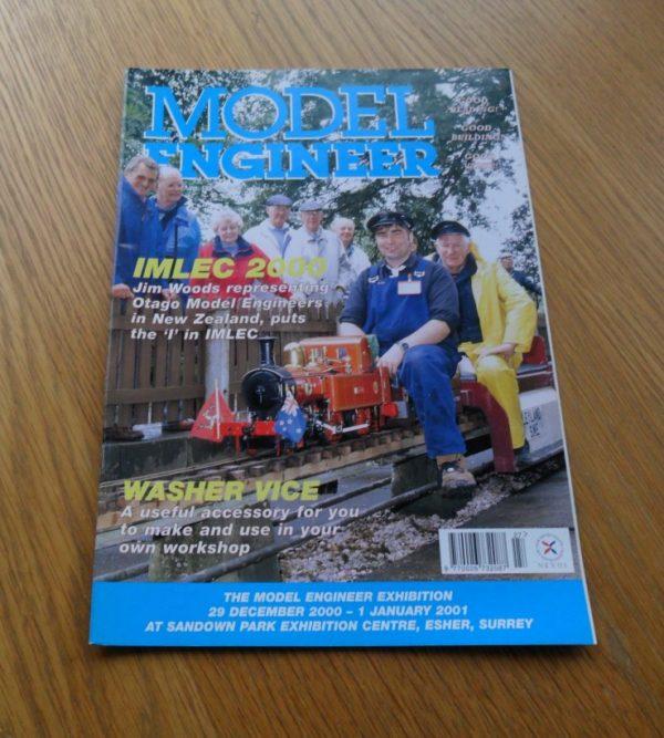 Model Engineer Vol 185 #4127 August 25th 2000