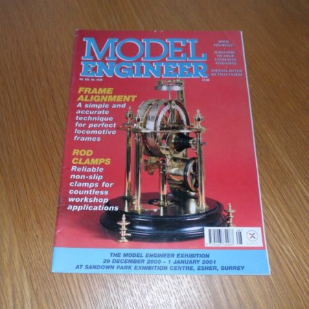Model Engineer Vol 185 #4128 September 8th 2000