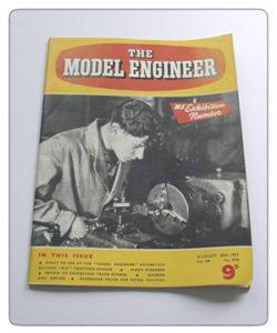 Model Engineer Vol 109 #2726 August 20th 1953