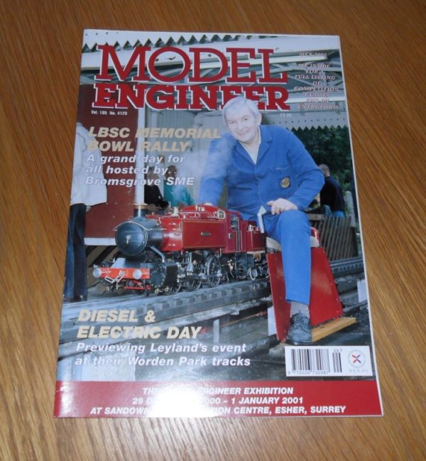 Model Engineer Vol 185 #4129 September 22nd 2000
