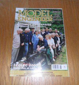 Model Engineer Vol 185 #4132 November 3rd 2000
