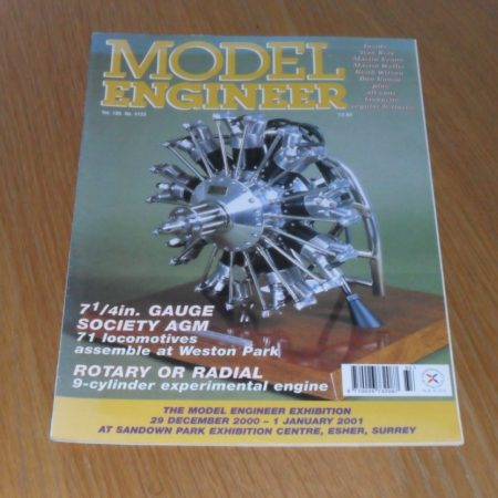 Model Engineer Vol 185 #4133 November 17th 2000