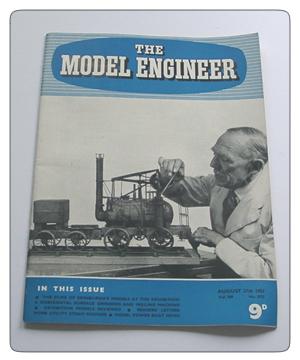 Model Engineer Vol 109 #2727 August 27th 1953