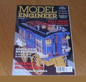 Model Engineer Vol 187 #4162 8th February 2002