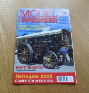 Model Engineer Vol 188 #4172 28th June 2002