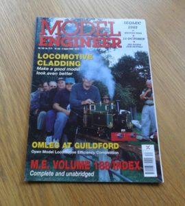 Model Engineer Vol 189 #4174 8th August 2002