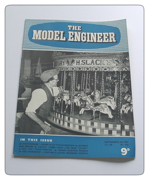 Model Engineer Vol 109 #2728 September 3rd 1953