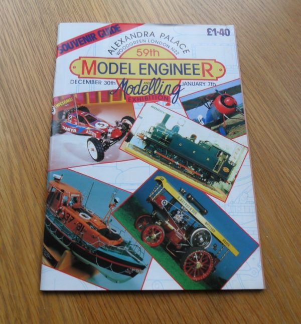 Model Engineer Show Guide 1990