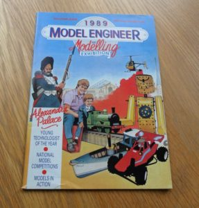 Model Engineer Show Guide 1989