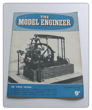 Model Engineer Vol 109 #2730 September 17th 1953