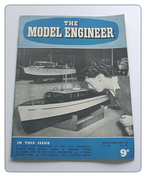 Model Engineer Vol 109 #2731 September 24th 1953