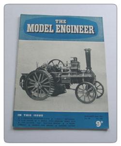 Model Engineer Vol 108 #2696 January 22nd 1953