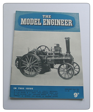 Model Engineer Vol 108 #2696 January 22nd 1953