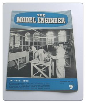 Model Engineer Vol 109 #2733 October 8th 1953