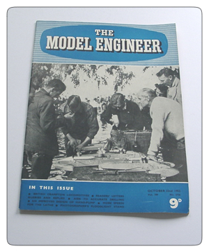 Model Engineer Vol 109 #2735 October 22nd 1953